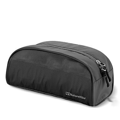 حقيبة أدوات تجميل للسفر حقيبة مستحضرات التجميل منظم أغراض السفر مقاوم للماء المحمول تخزين السفر إلى ملابس نايلون / للرجال للمرأة السفر