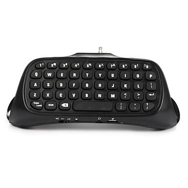 dobe tp4-022 muizen en toetsenborden voor ps4 slim toetsenbord zwart Engels