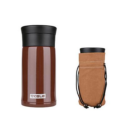 Ποτήρια, 280 Ανοξείδωτο ατσάλι Χυμός Νερό Είδη Καθημερινών Ροφημάτων κενού Κύπελλο