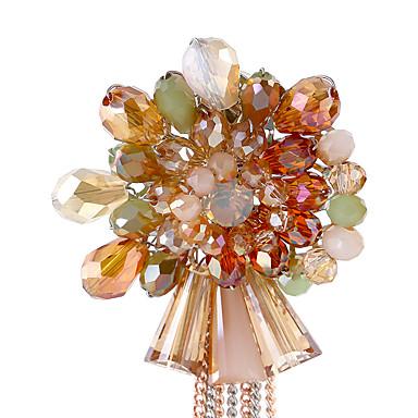Kolczyki Ustaw Kryształ euroamerykańskiej Godny podziwu Osobiste Słodkie Style Stop Czerwony Niebieski Biżuteria Na Ślub Impreza Urodziny