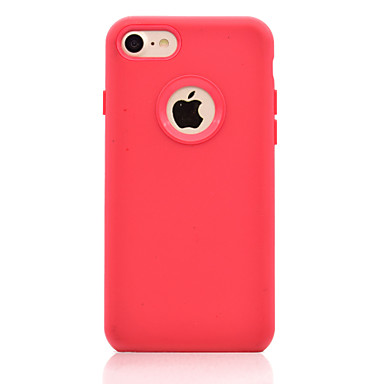 Kılıf Na Apple Szron Etui na tył Solid Color Miękkie TPU na iPhone 7 Plus iPhone 7 iPhone 6s Plus iPhone 6 Plus iPhone 6s iphone 6