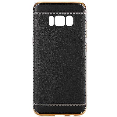 Kılıf Na Samsung Galaxy S8 Plus S8 Galwanizowane Ultra cienkie Etui na tył Solid Color Miękkie TPU na S8 S8 Plus