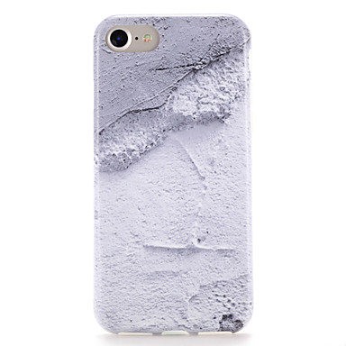Maska Pentru iPhone 7 iPhone 7 Plus iPhone 6s Plus iPhone 6 Plus iPhone 6s iPhone 6 Apple Model Capac Spate Marmură culoare Gradient Moale