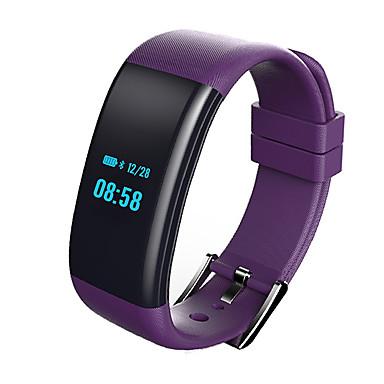 Yy df30 γυναίκα των ανδρών έξυπνο βραχιόλι / smartwatch / καρδιακός ρυθμός αρτηριακή πίεση παρακολούθηση κόπωσης οξυγόνου για ios android