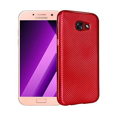 Maska Pentru Samsung Galaxy A5(2017) A3(2017) Placare Carcasă Spate Culoare solidă Moale TPU pentru A3 (2017) A5 (2017) A7 (2017)