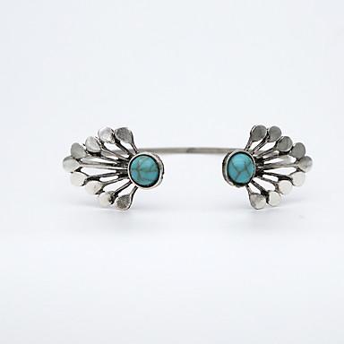 Kadın's Halhallar Moda alaşım Gümüş Mücevher Için Parti 1 adet