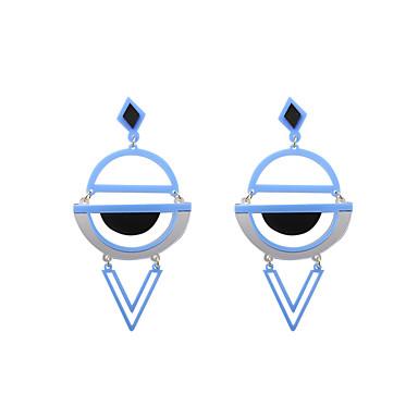 Damen Tropfen-Ohrringe Schmuck Personalisiert Geometrisch Acryl Modisch Euramerican Acryl Geometrische Form Schmuck Weihnachts Geschenke