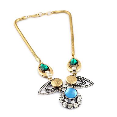 Pentru femei Coliere cu Pandativ Geometric Shape Prietenie Cute Stil Albastru Deschis Bijuterii Pentru 1 buc