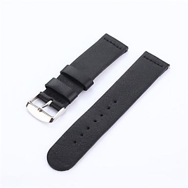 Horlogeband voor Gear S2 Gear S2 Classic Samsung Galaxy Moderne gesp Echt leer Polsband