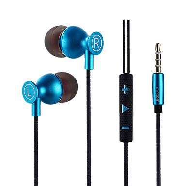 M10 ureche de metal ureche stereo cască căști casca de calculator setul cu cască de funcționare cu setul cu cască cu sârmă de control de
