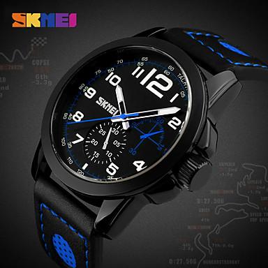 Heren Polshorloge Unieke creatieve horloge Sporthorloge Dress horloge Smart horloge Modieus horloge Chinees Kwarts Chronograaf Grote