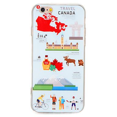 Pentru Apple iphone 7 7plus caz acoperă model back cover caz desen animat greu pc 6s plus 6 plus 6s 6
