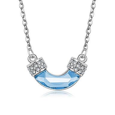 Dames Hangertjes ketting Sieraden Sieraden Kristal Legering Uniek ontwerp Modieus Euramerican Sieraden Voor Feest Anders >> Ceremonie
