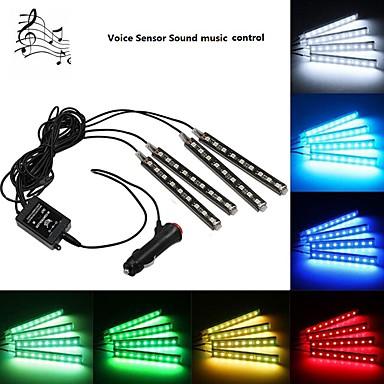 LED-uri de lumină de noapte gadget-uri cu LED-uri-0.5W-Încărcător de Mașină