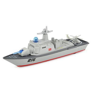 Speeltjes Modelbouwsets Helikopter Vliegdekschip Speeltjes Simulatie Oorlogsschip Vliegdekschip Schip Helikopter Metaallegering Stuks