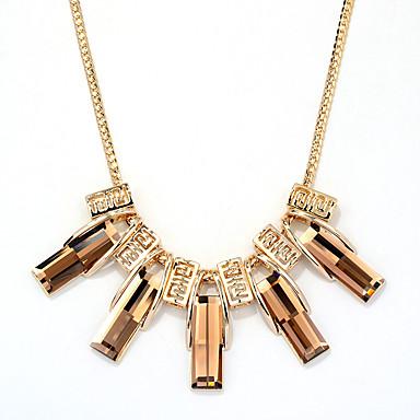 Pentru femei Altele Design Unic Modă Euramerican Coliere Bijuterii Cristal Aliaj Coliere . Petrecere Alte Serată