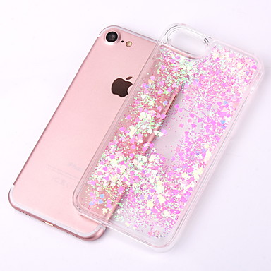 2ff2963f6a8 Funda Para Apple iPhone X / iPhone 8 / iPhone 8 Plus Líquido / Transparente  Funda
