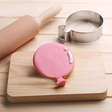 1 Backform Brot Obstkuchen Für Käse Für Sandwich Edelstahl Weihnachten Hochzeit Geburtstag Ostern Neujahr Valentinstag Danksagungen