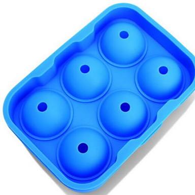 Bakvormen gereedschappen Siliconen DHZ Ijs bakvorm 1pc