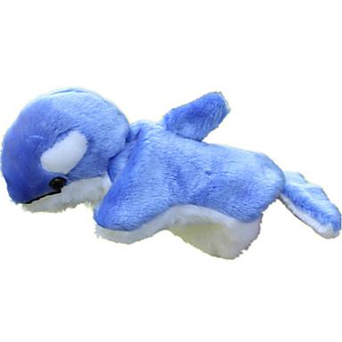 Puppen Delphin Plüsch