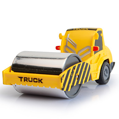 لعبة سيارات سيارات الصب ألعاب شاحنة سيارة الحفريات Compactor Excavator ألعاب شاحنة آلات الحفر ألعاب البلاستيك سبيكة معدنية قطع للجنسين