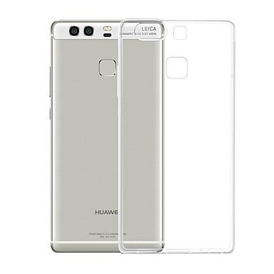 غطاء من أجل هواوي P9 Huawei شفاف غطاء خلفي شفاف ناعم TPU إلى Huawei P9 Huawei