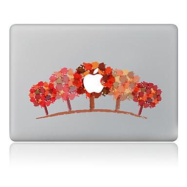 1 Stück Kratzfest Pflanzen Transparenter Kunststoff Gehäuse Aufkleber Muster FürMacBook Pro 15'' with Retina MacBook Pro 15 '' MacBook