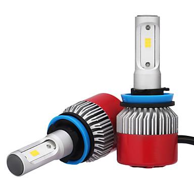 2pcs H8 H11 H9 Auto Leuchtbirnen 36W W Integrierte LED 3600lm lm LED Scheinwerfer