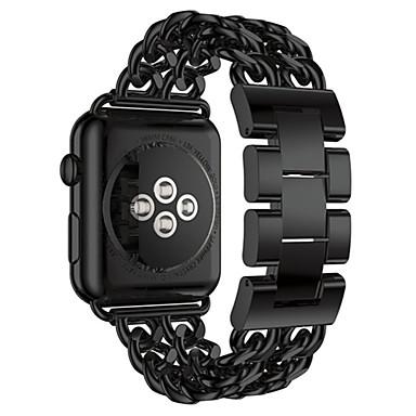 Uita-Band pentru Apple Watch Series 3 / 2 / 1 Apple Curea de Încheietură Butterfly Cataramă Oțel inoxidabil