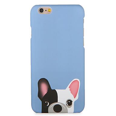 Voor apple iphone 7 7plus case cover patroon achterkant hoesje hond harde pc 6s plus 6 plus 6s 6 5s 5