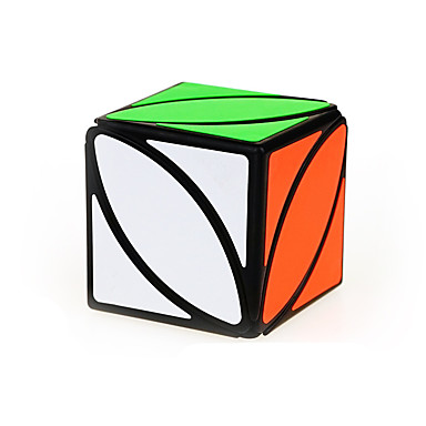 Zauberwürfel MOFANGGE Ivy Cube Efeuwürfel Glatte Geschwindigkeits-Würfel Magische Würfel Puzzle-Würfel Kunststoff Quadratisch Geschenk