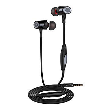Langsdom eh360 3.5mm căști universale pentru căști stereo și microfoane pentru telefoane samsung huawei iphone telefoane