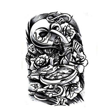 Serie de totemuriDame Bărbați Adolescent tatuaj flash Tatuaje temporare