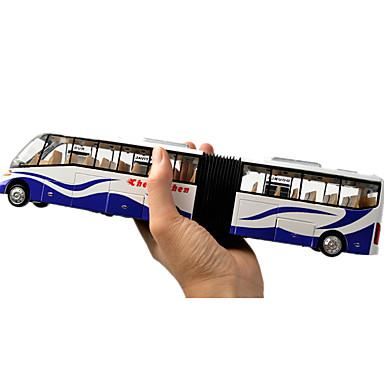 Spielzeug-Autos Fahrzeuge aus Druckguss Aufziehbare Fahrzeuge Bauernhoffahrzeuge Spielzeuge Auto Bus Metalllegierung Stücke Unisex
