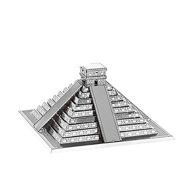 Puzzle 3D Distracție Lemn Clasic