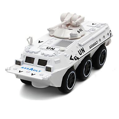 Speelgoedauto's Speeltjes Tank Speeltjes Simulatie Tank Strijdwagen Metaallegering Stuks Unisex Geschenk