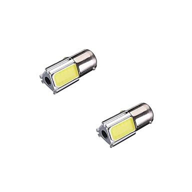 4w dc12v wit 1156ba15s 3cob 36 smd draai-lampje auto led lamp 2pcs