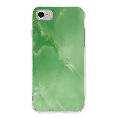 Hülle Für Apple iPhone 7 Plus iPhone 7 Muster Rückseite Marmor Weich TPU für iPhone 7 Plus iPhone 7 iPhone 6s Plus iPhone 6s iPhone 6