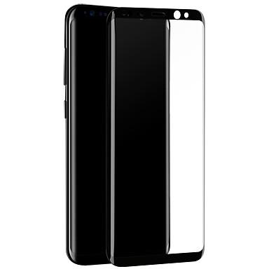 حامي الشاشة Samsung Galaxy إلى S8 زجاج مقسي 1 قطعة حامي كامل للجسم 9Hقسوة
