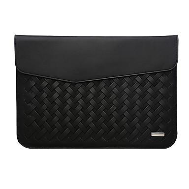 Mâneci pentru Culoare solidă PU Piele Material Noul MacBook Pro 13