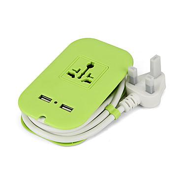 Usb oplader 2 poorten Desk Charger Station Met USB-poort GB Oplaadadapter