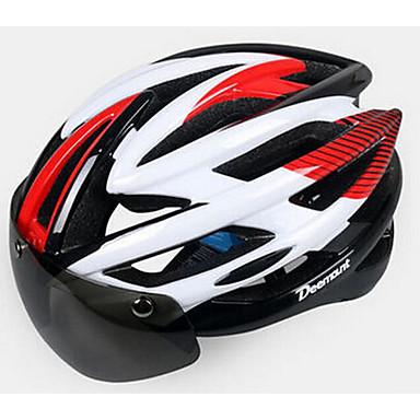 خوذة دراجة ركوب الدراجة N/A(أمريكا الشمالية) المخارج قياس قابل للتعديل رياضات EPS دراجة جبلية دراجة الطريق ركوب الدراجات