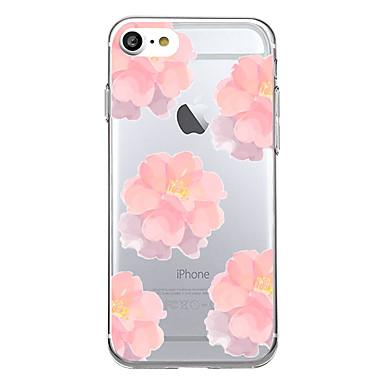 Voor iphone 7 plus 7 case cover patroon achterkant hoesje tegel bloem zachte tpu voor iphone 6s plus 6 plus 6s 5s 5