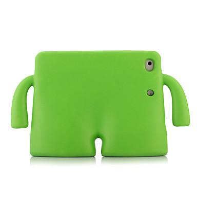Maska Pentru Apple iPad Mini 4 iPad Mini 3/2/1 iPad 4/3/2 iPad Air 2 iPad Air Anti Șoc Siguranță Copii Carcasă Telefon Culoare solidă Greu