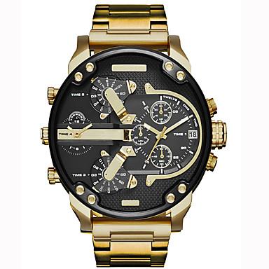 Herrn Sportuhr Militäruhr Kleideruhr Modeuhr Armband-Uhr Einzigartige kreative Uhr Armbanduhren für den Alltag Armbanduhr Chinesisch