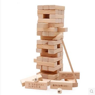Spielzeuge Spielzeuge Quadratisch Holz Stücke keine Angaben Geschenk