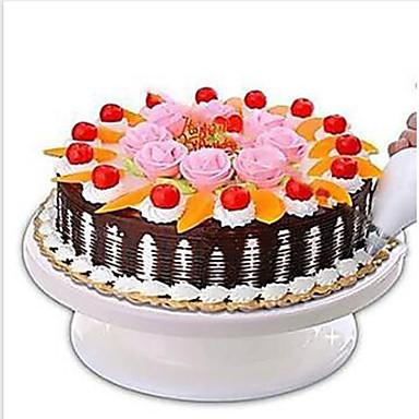 Stojak obrotowy Tort Stal nierdzewna Ekologiczne DIY Święto Dziękczynienia Walentynki Sylwester Wielkanoc Urodziny Ślub Święta Wysoka