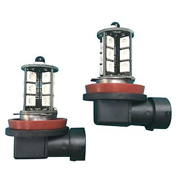 Nieuwe aankomst 12v 13w rgb led mist lamp (2 stuks)