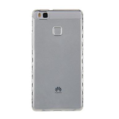 Hülle Für Huawei P9 Huawei P9 Lite Huawei P8 Huawei Huawei P8 Lite Huawei Honor 5X Huawei Kamerad 8 Transparent Rückseite Volltonfarbe