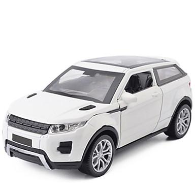 Modellauto Aufziehbare Fahrzeuge SUV Spielzeuge Simulation Auto Metal Stücke Unisex Jungen Geschenk